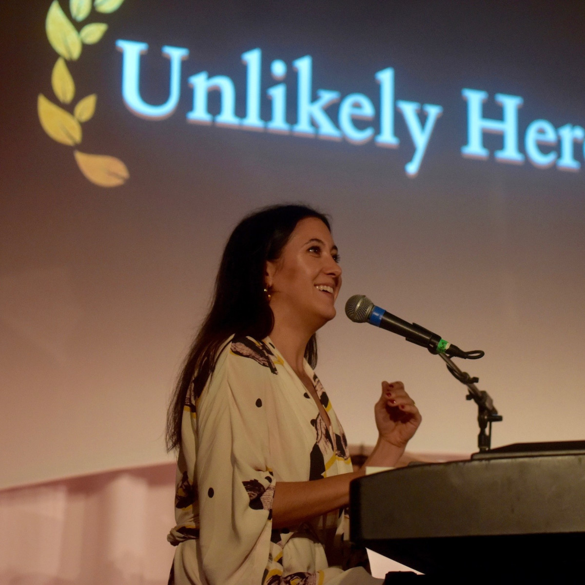 Vanessa Carlton, Unlikely Heroes 2017