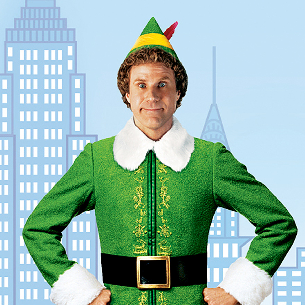 Houston, Will Ferrell, Elf