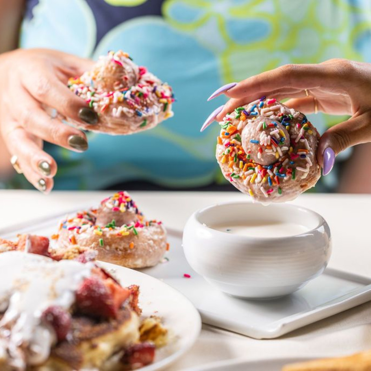 Montrose Starbucks interior