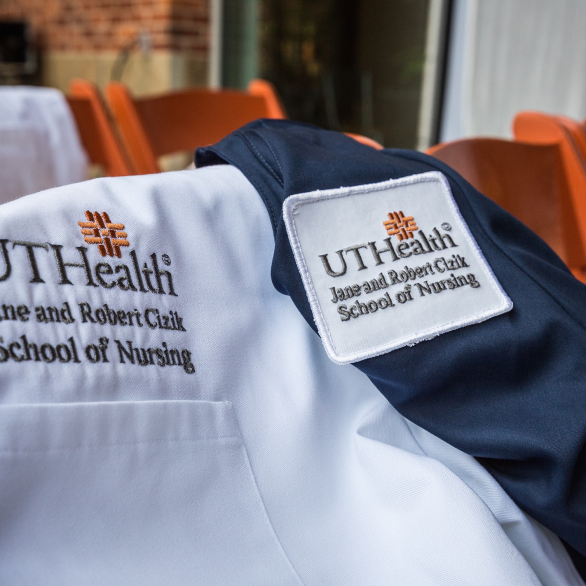New logo for Cizik School of Nursing at UTHealth