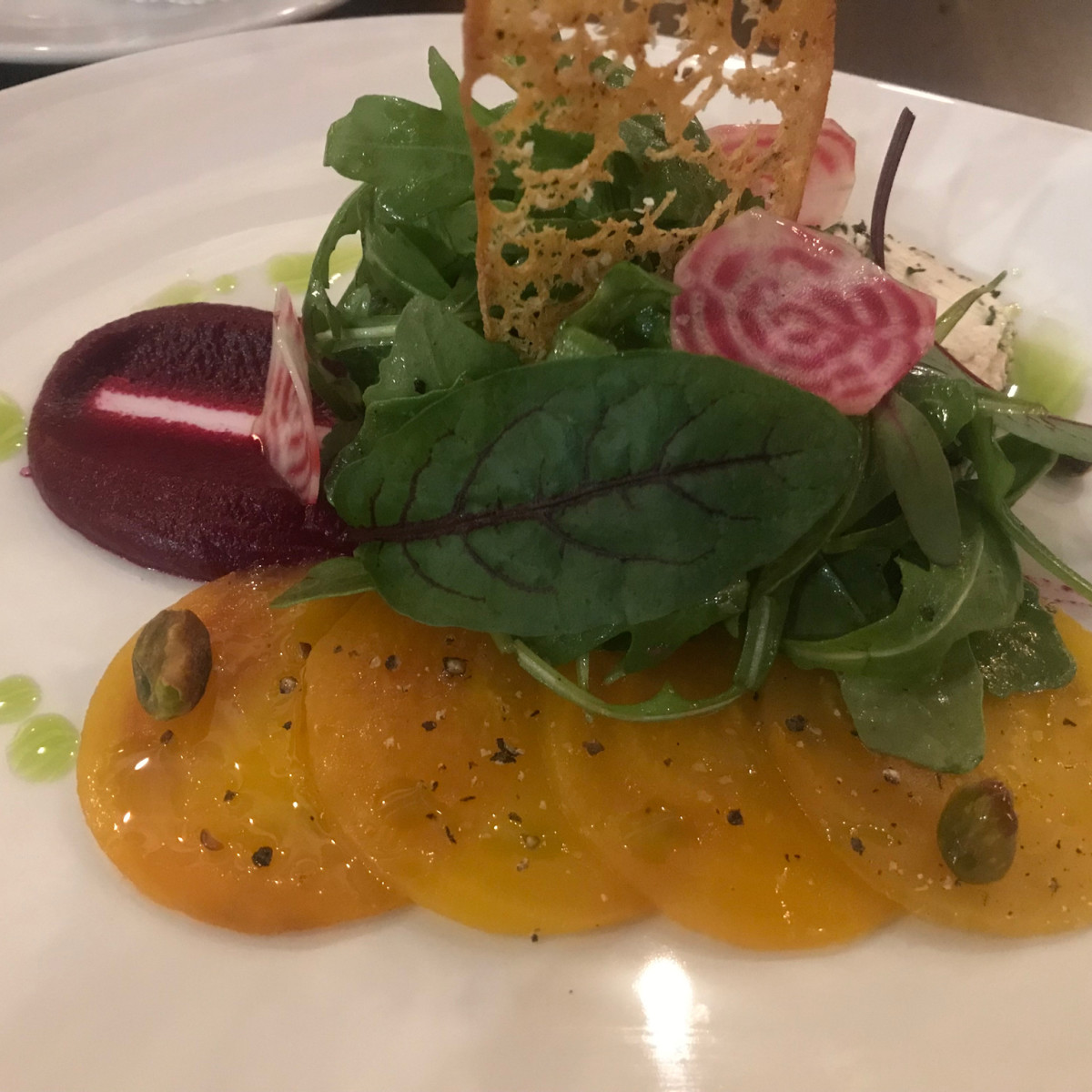 Maison Pucha Bistro beet salad
