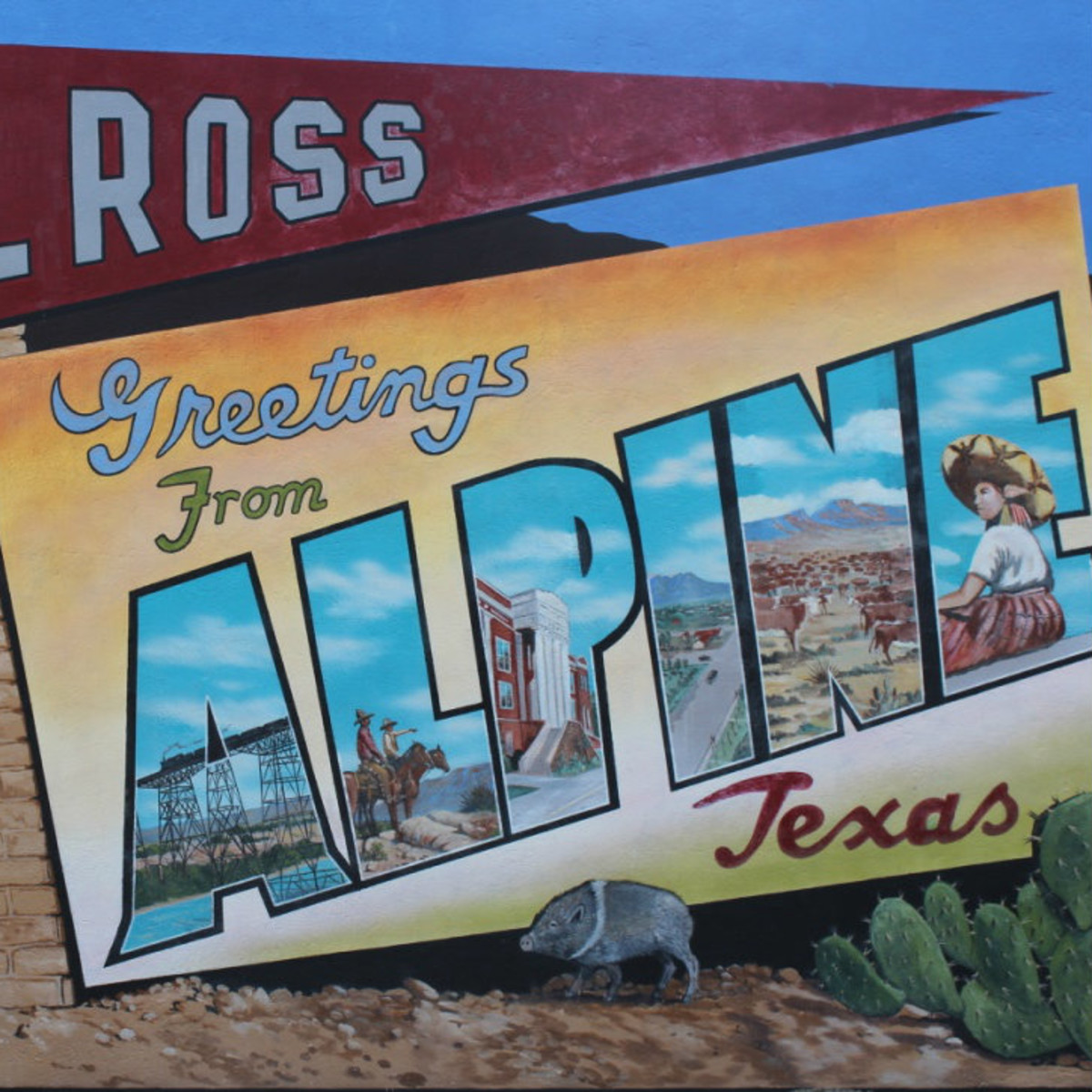 Alpine, Texas