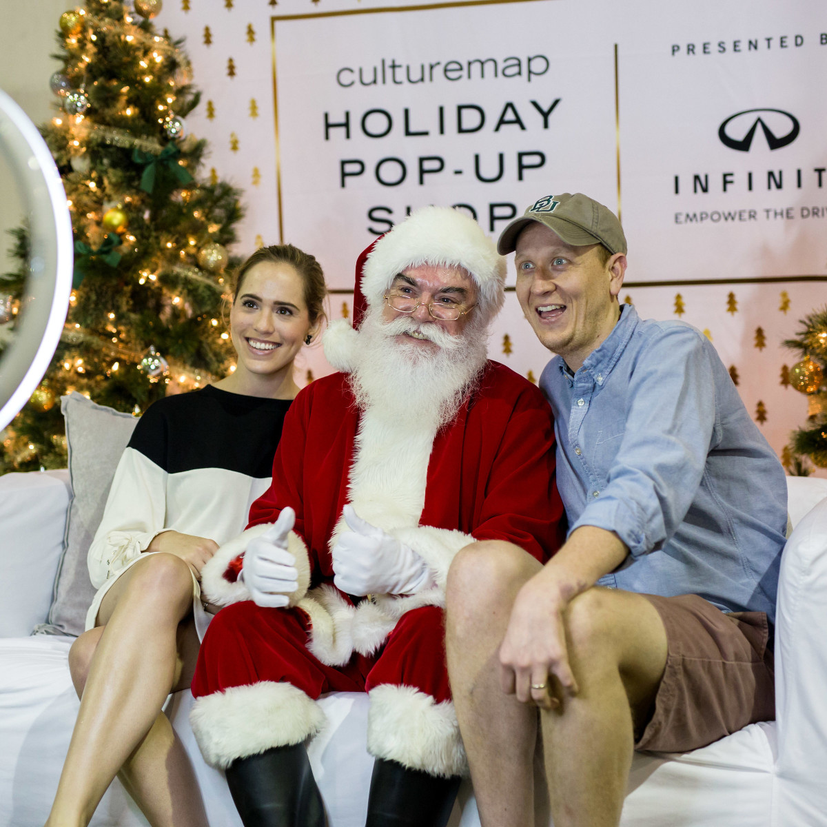 Houston, CultureMap Holiday Pop-Up Shop, November 2017, Amy Renz, Adam Renz