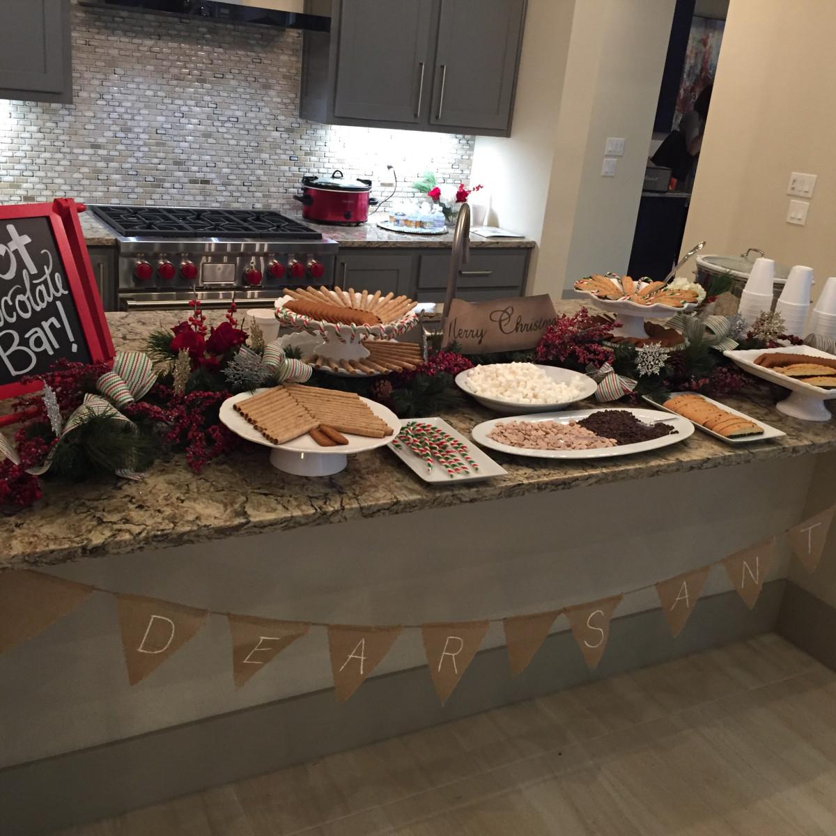 105 Lajitas Christmas party
