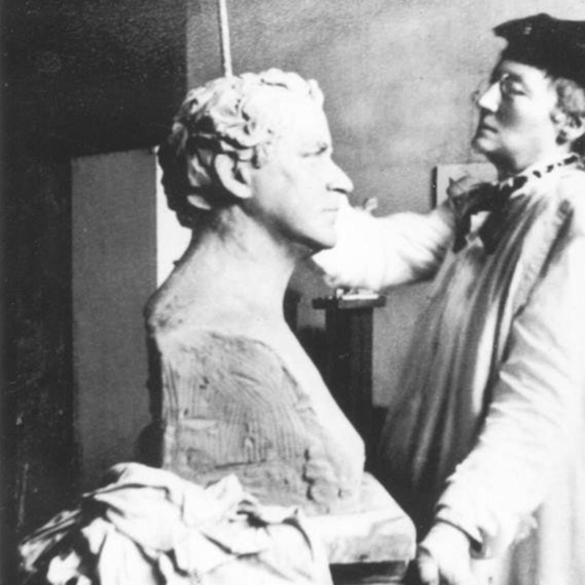 Elisabet Ney studio
