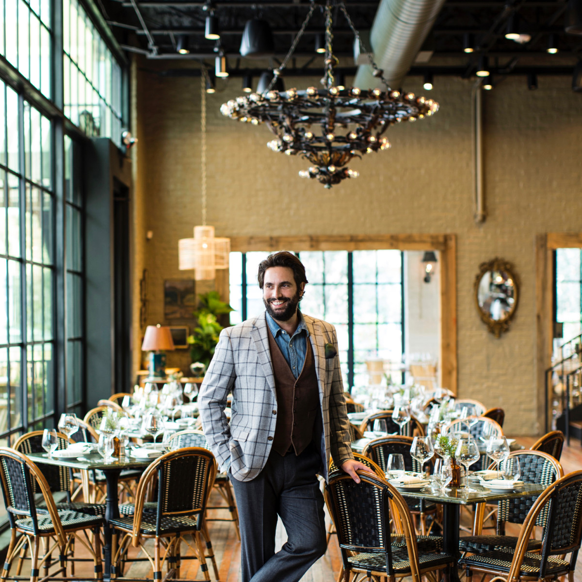 Emmaline restaurant Sam Governale
