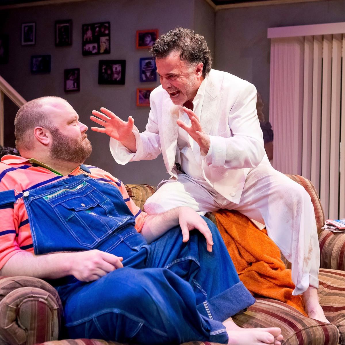 Catastrophic Theatre-Trevor: Kyle Sturdivant, Jeff Miller