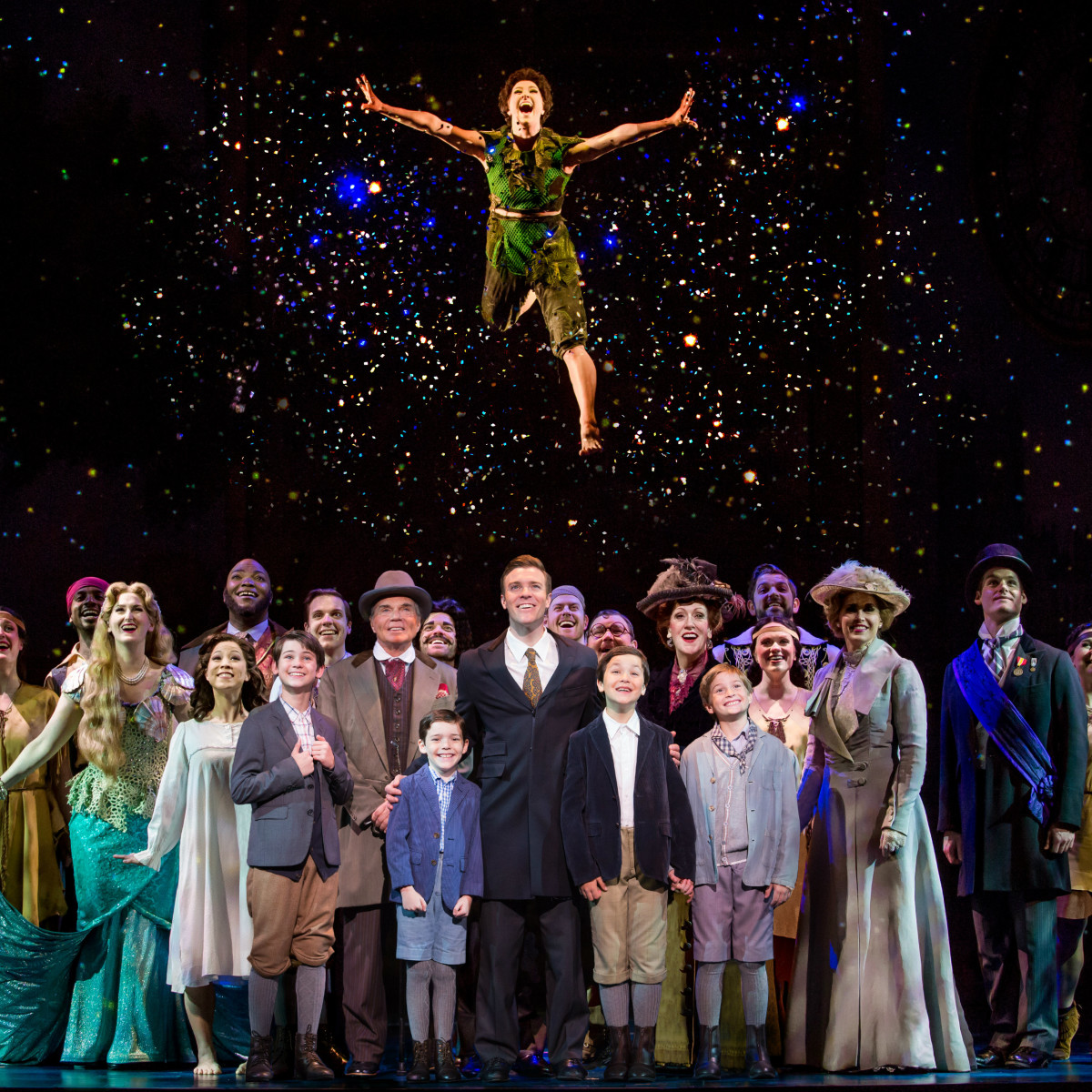 Finding Neverland Peter Pan Bass Concert Hall