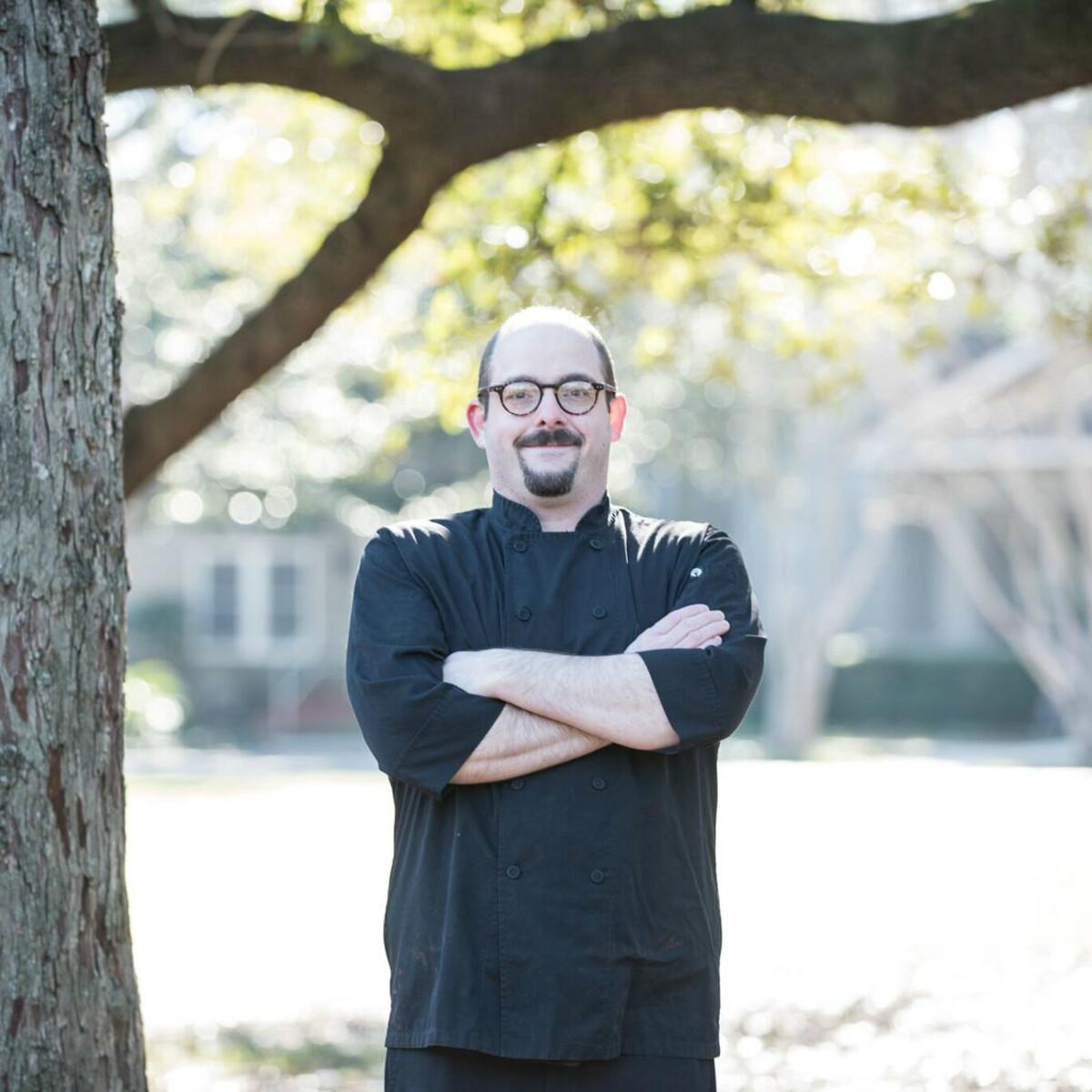 Houston chef Night Heron Jacob Pate