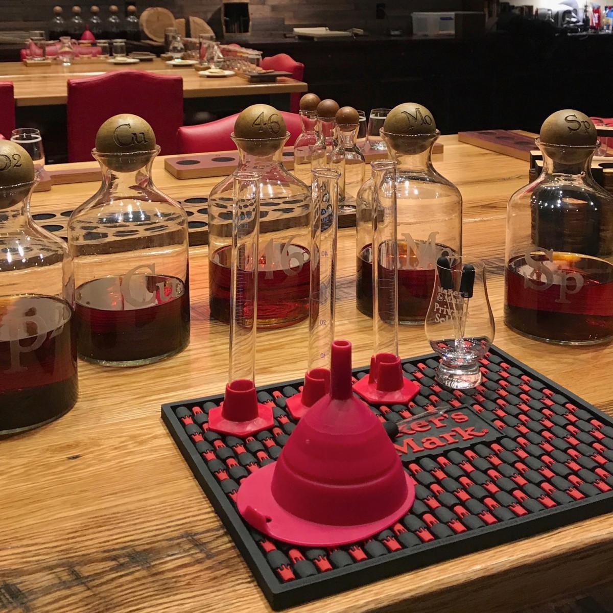 Houston Bourbon Consortium Maker's Mark blend