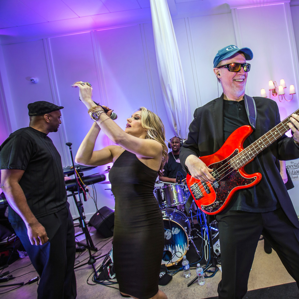 Dallas, CASAblanca gala, January 2018, The Special Edition Band