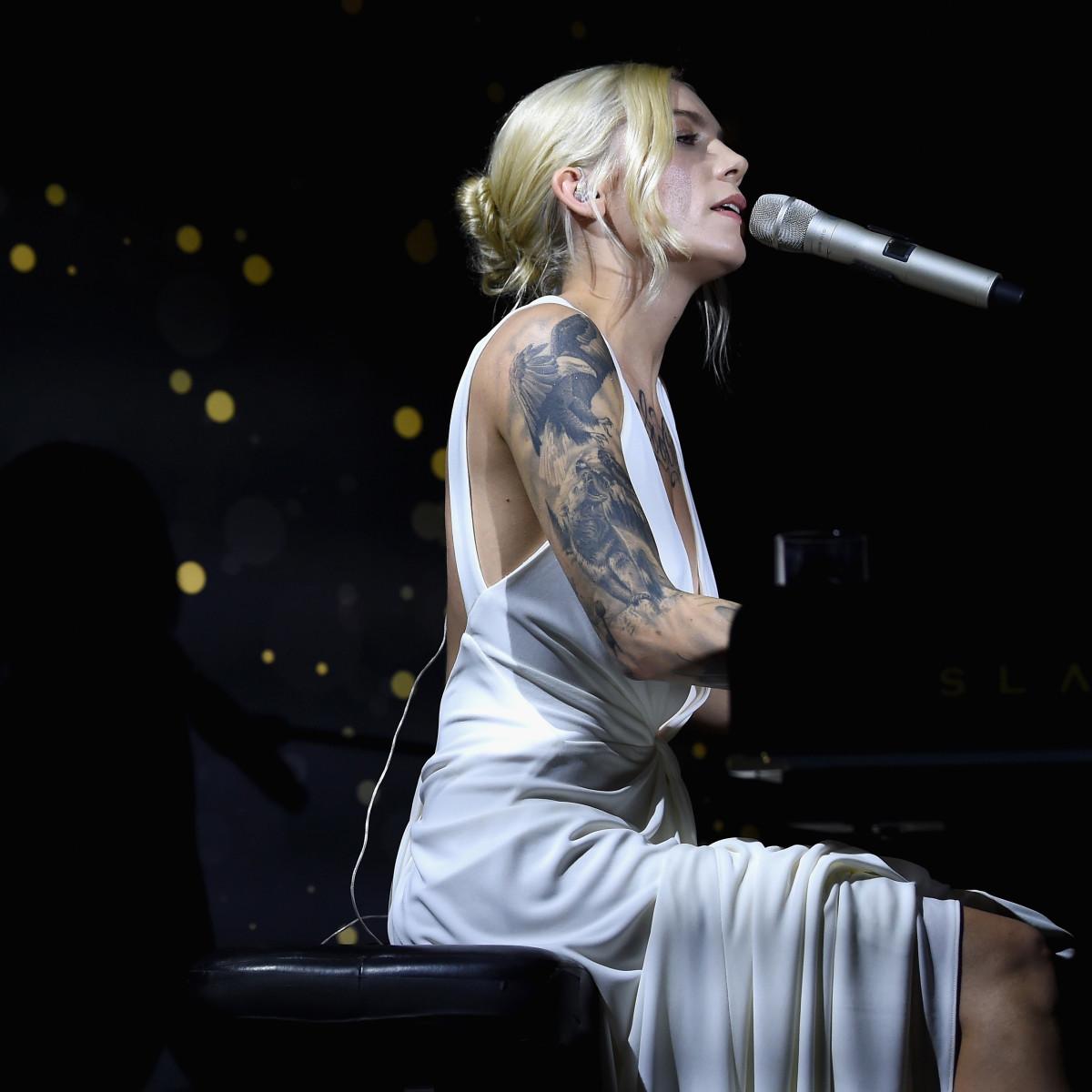 Skylar Grey, Unicef Gala 2018