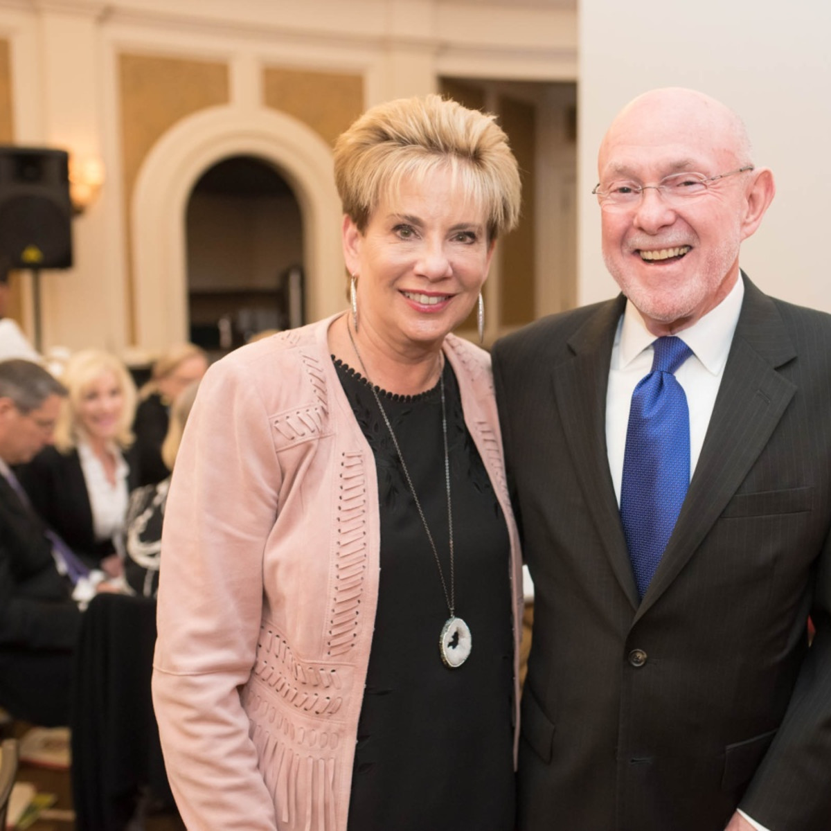 Houston, TCH Celebration of Champions, February 2018,  Dr. ZoAnn Dreyer, Dr. David Poplack