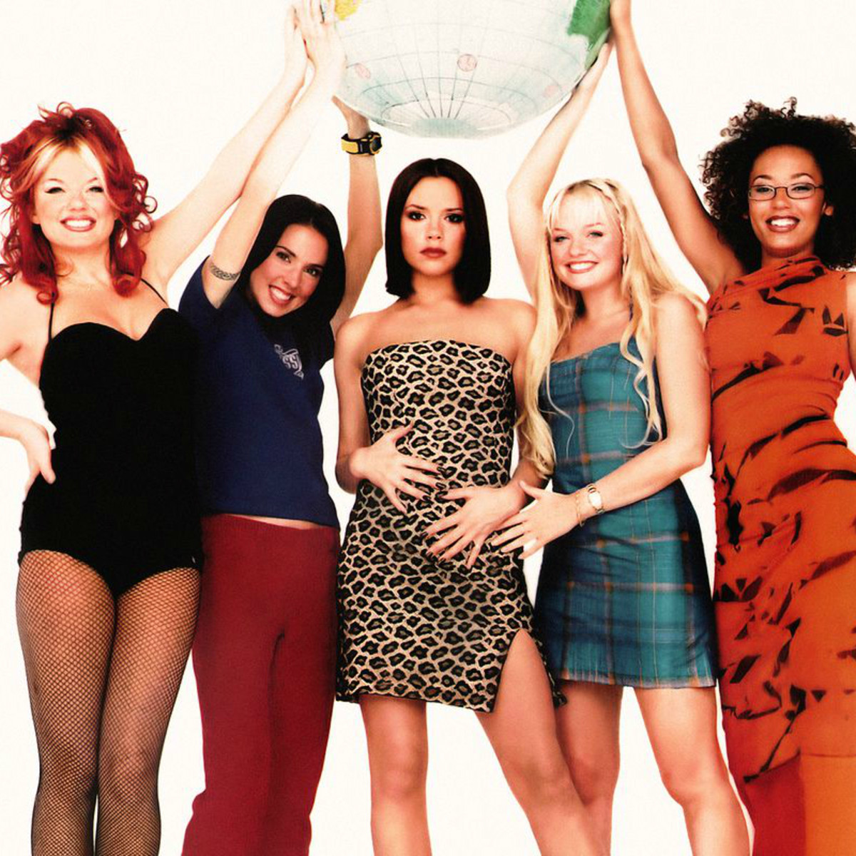 Spice Girls promo pic