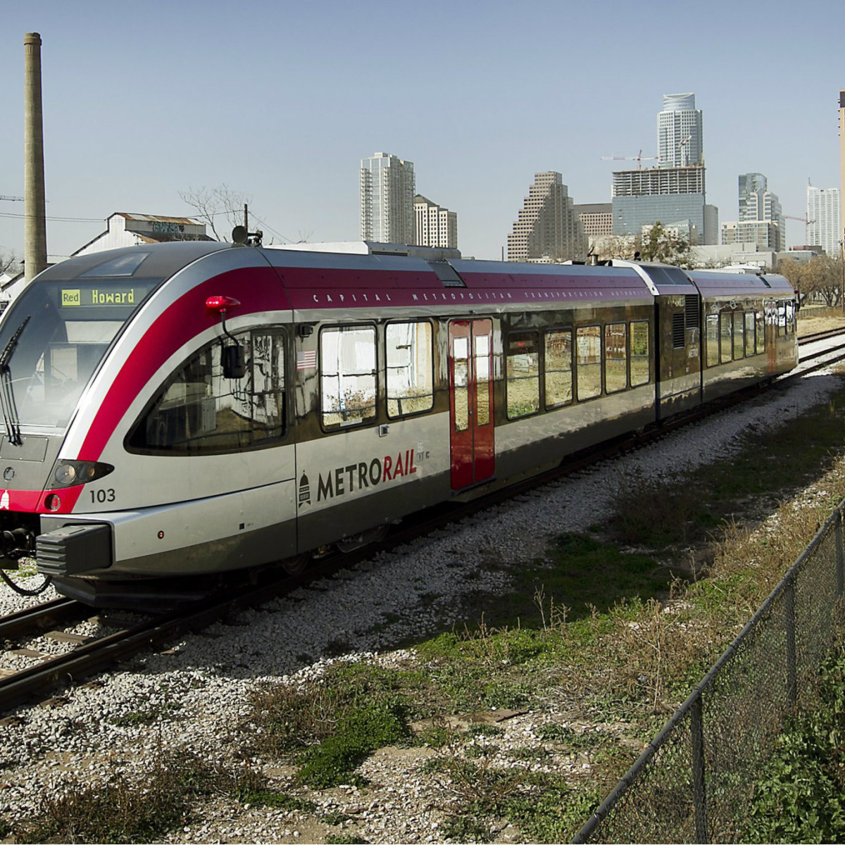 Capital Metro CapMetro Metrorail