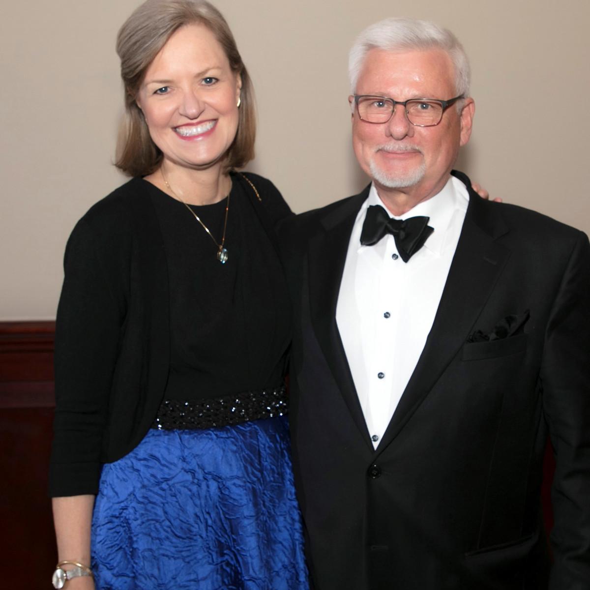 Karen Hall, Kevin Hall, FWSO Gala 2018