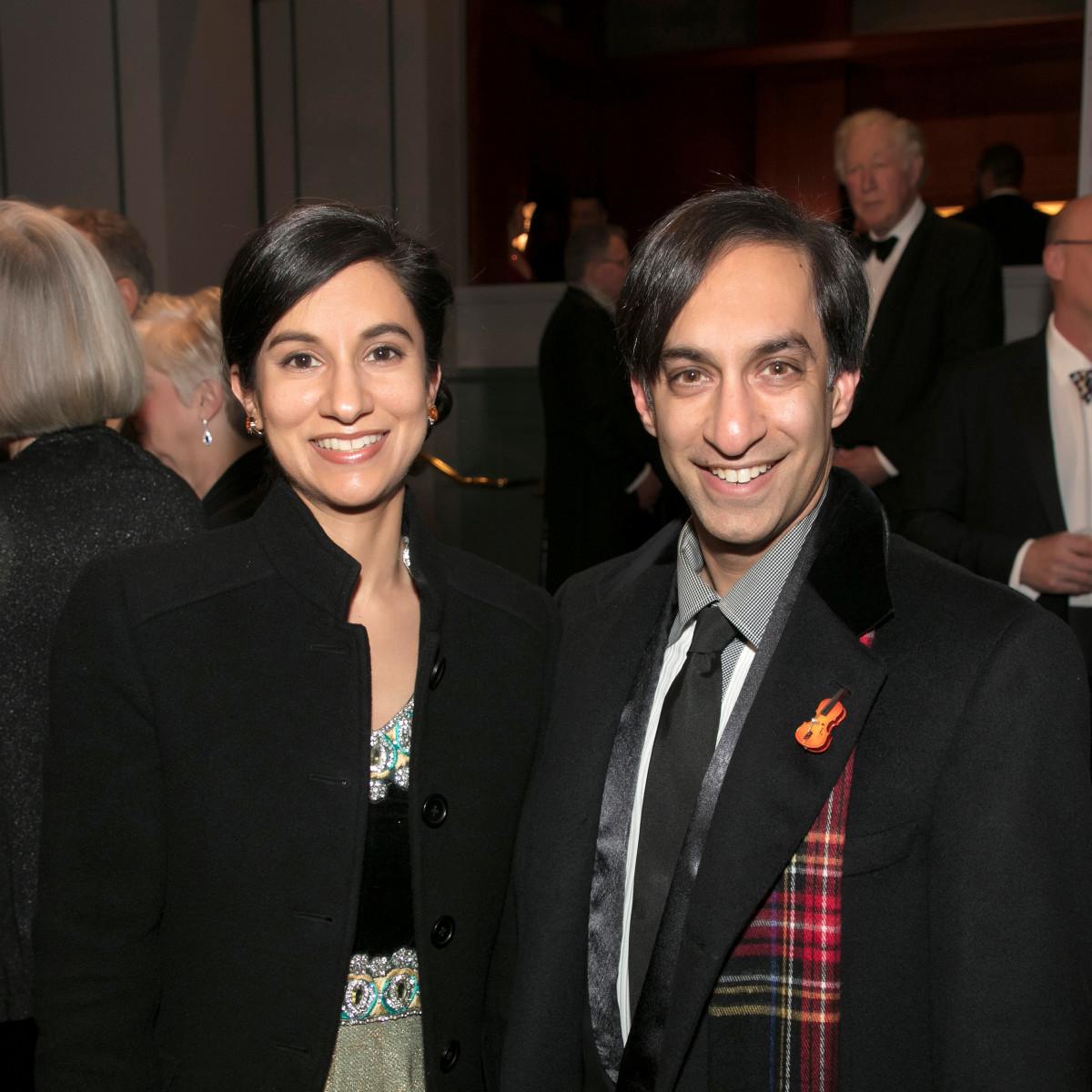 Asad Dean, FWSO Gala 2018