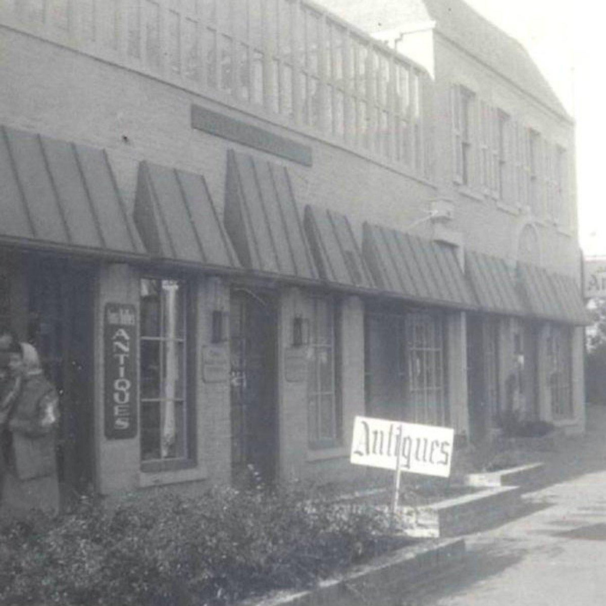 McKinney Avenue in Dallas historical photo