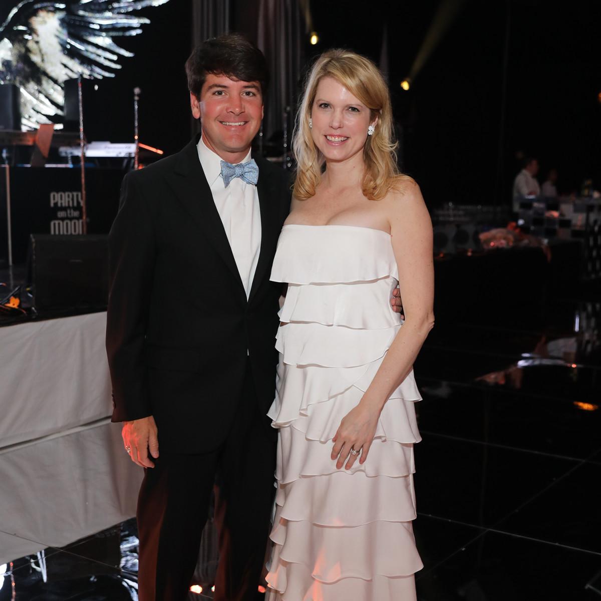 Houston, Ballet Ball, February 2018, Bill Toomey, Courtney Toomey