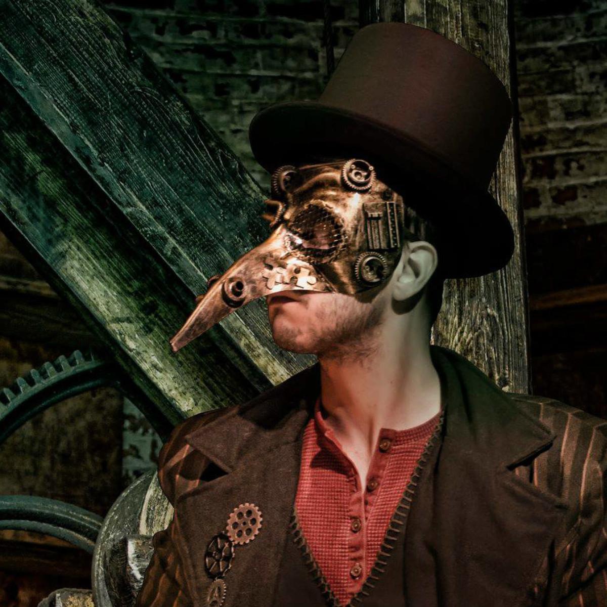 Hamlet a Steampunk tragedy