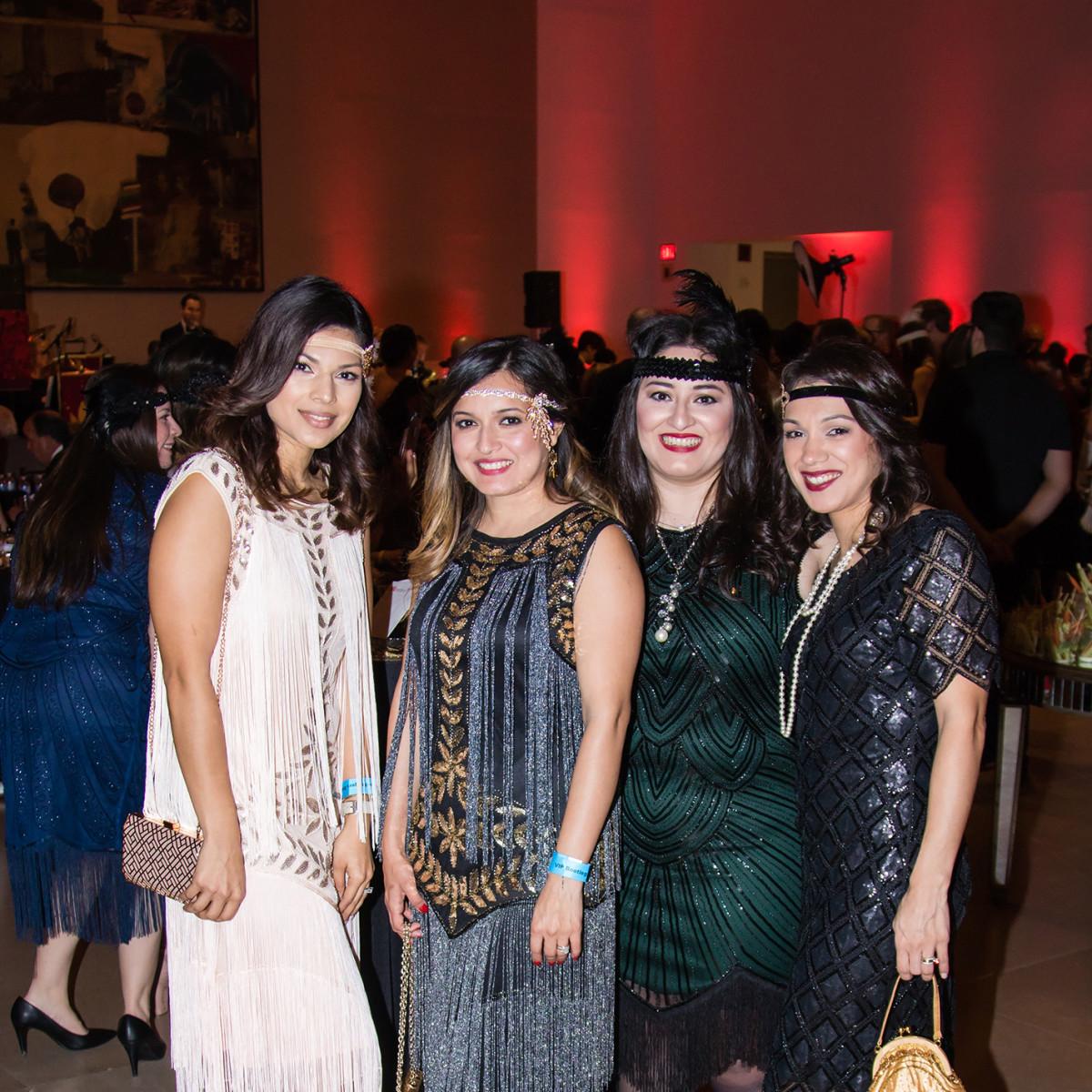 Manuela Del Toro, Dora Del Toro, Nicole Lawrence, Sylvia Del Toro