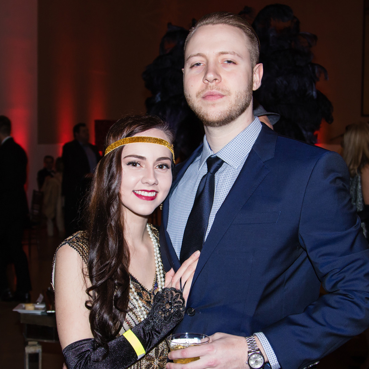 Olivia Beaupre, Chris Newman