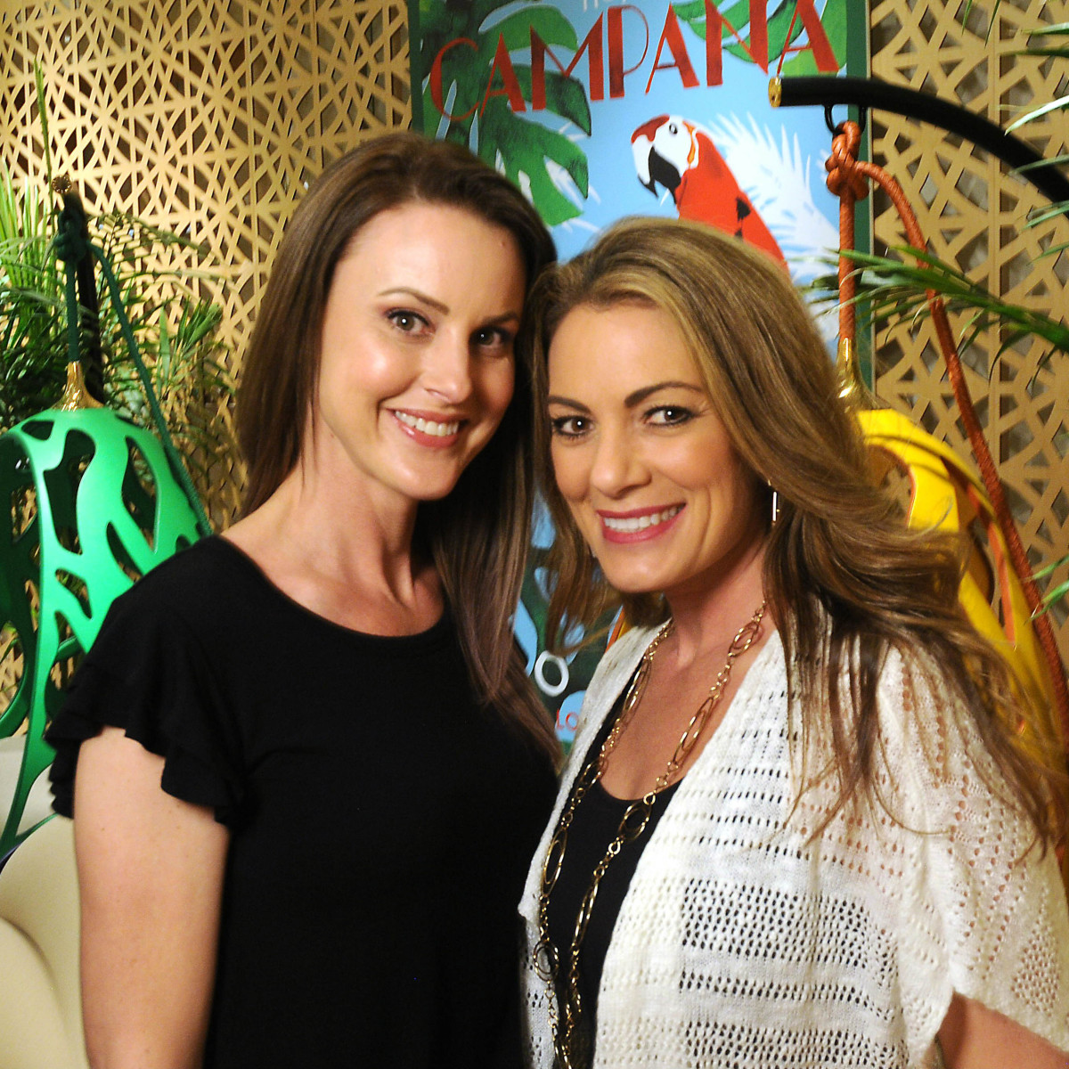 Heidi Lynch and Lorie Faetche
