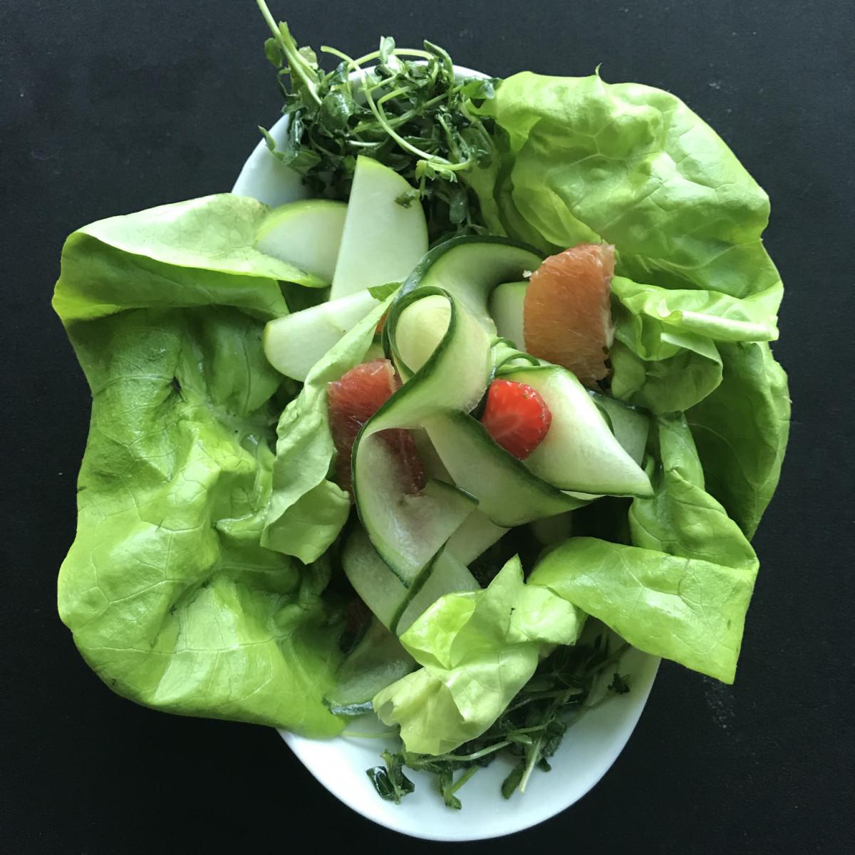 Harold's salad royale