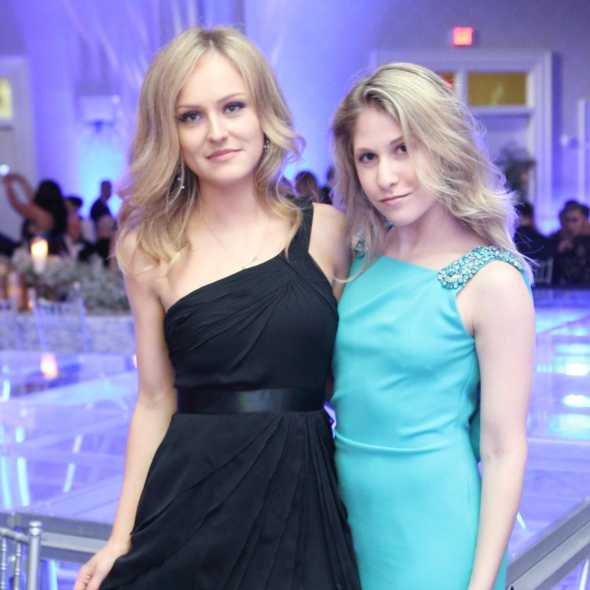Mariola Chodkowska and Rae Strum
