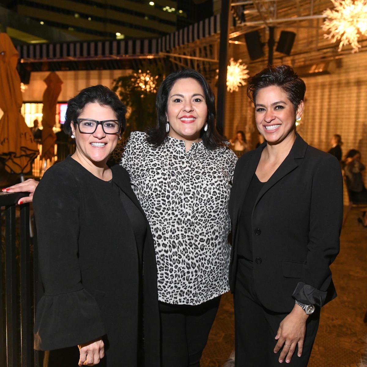 Xochitl DeLaCruz, Marisol Valdovinos, Karina Azuara