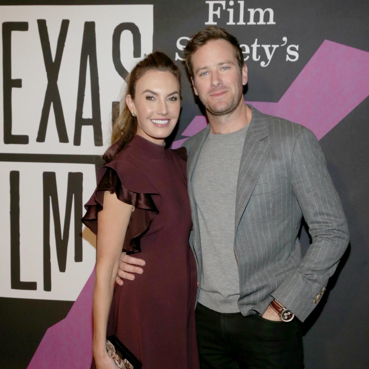 Texas Film Awards Armie Hammer Elizabeth Chambers
