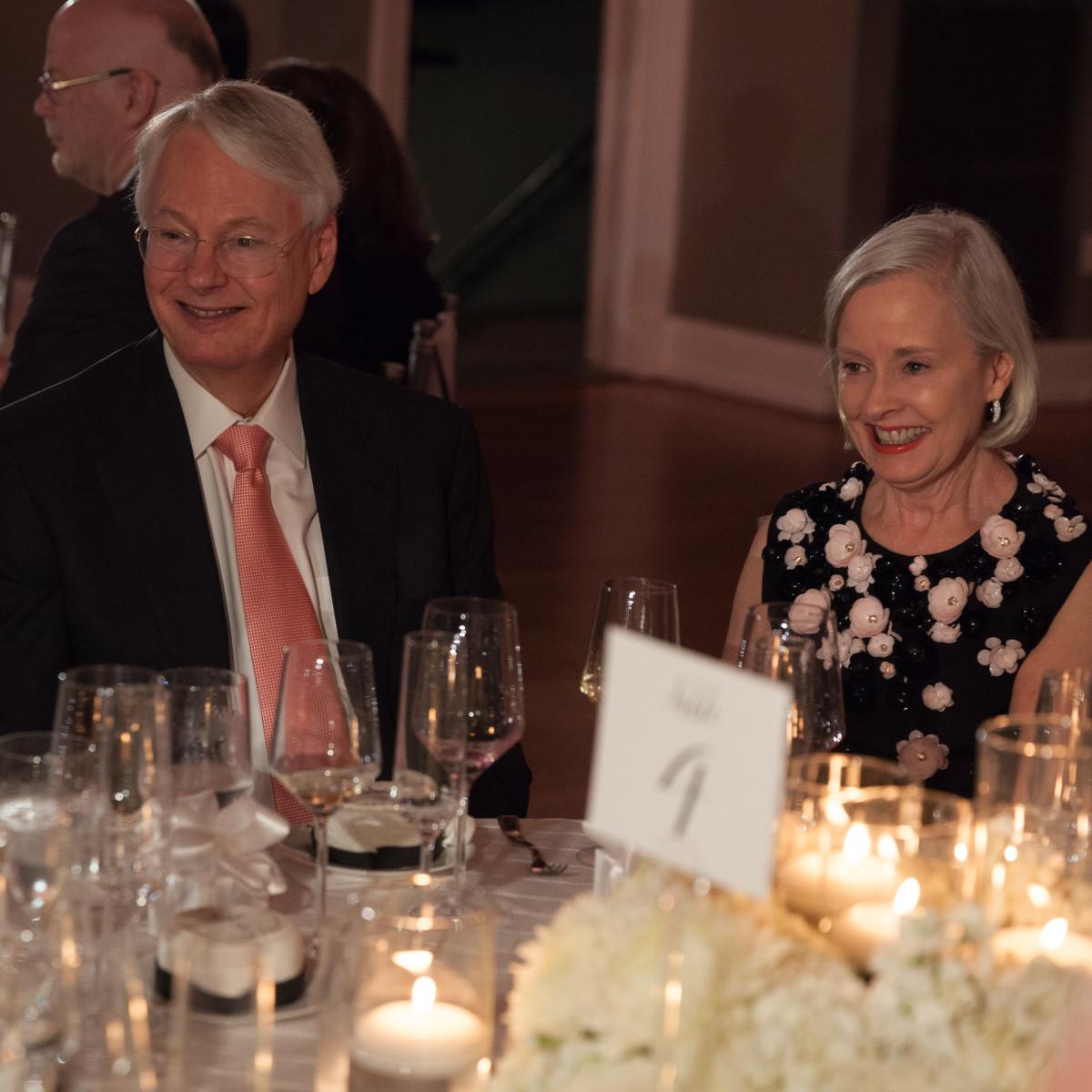 Robert M. and Anne T. Bass, TBT Gala 2018