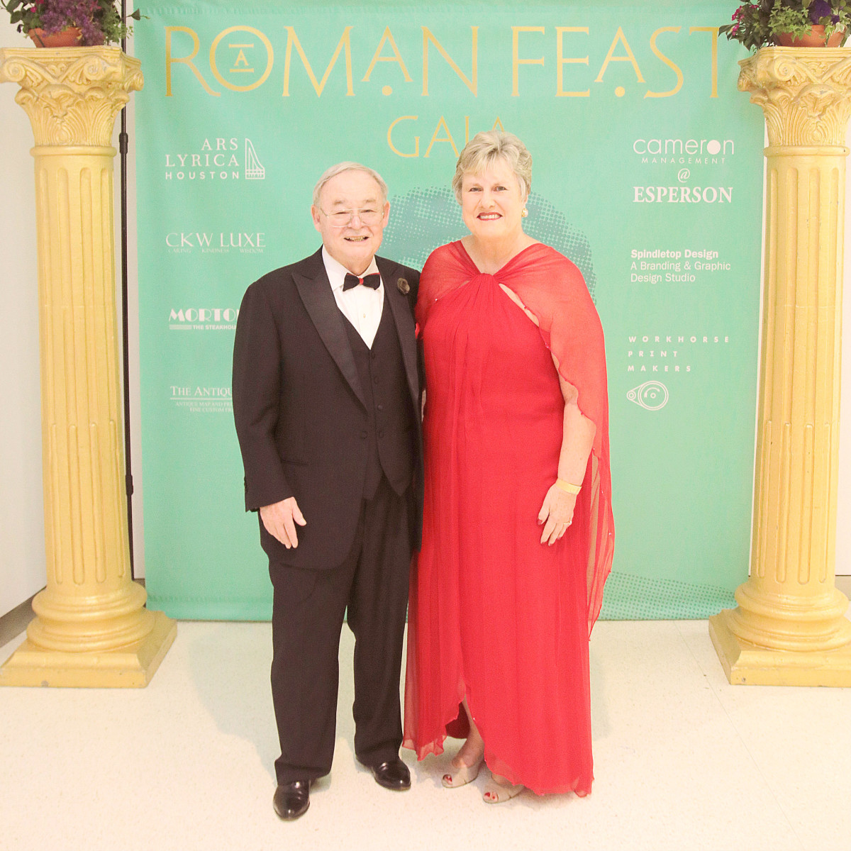 Rhonda and Donald Sweeney (Gala Honorees)