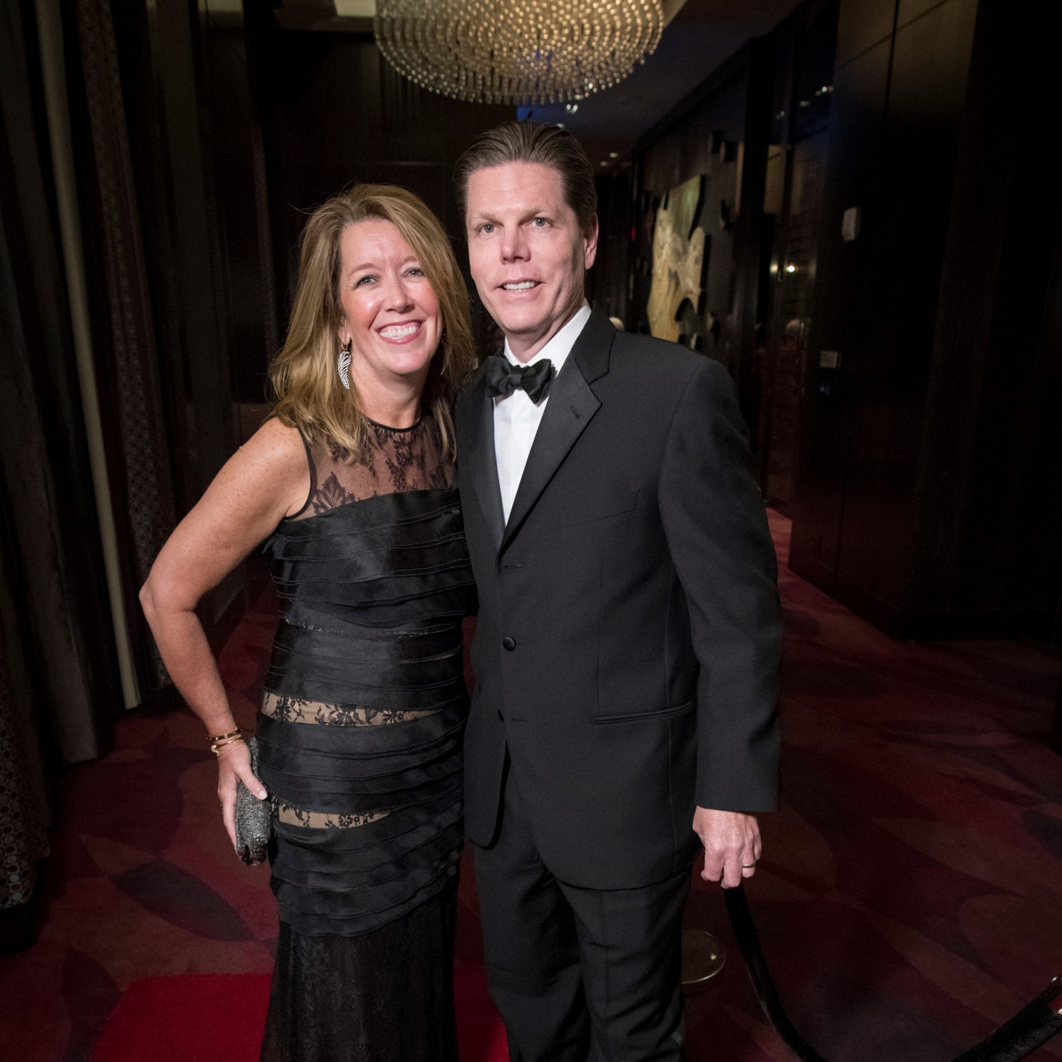 Aging Mind Foundation Gala 2018, Lori McWilliams, Rob McWilliams