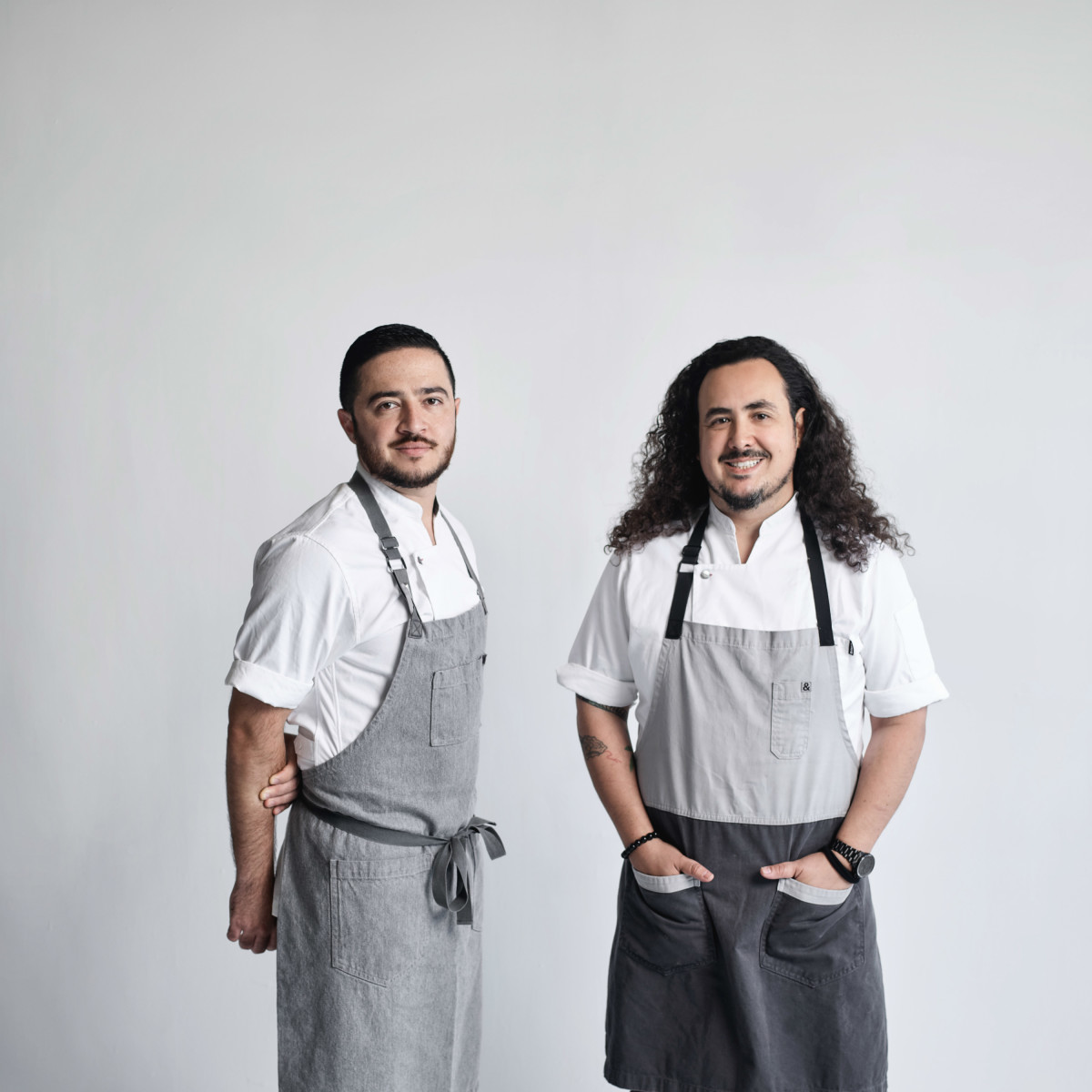 Diego and Rico Mixtli