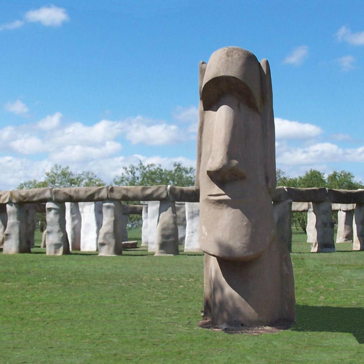 Stonehenge II