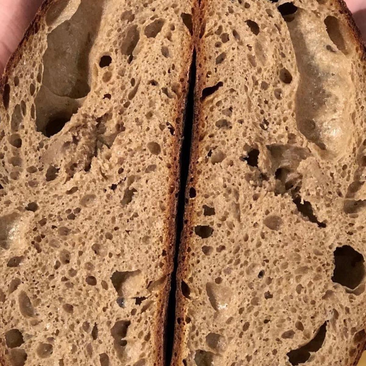 Barton Springs Mill bread