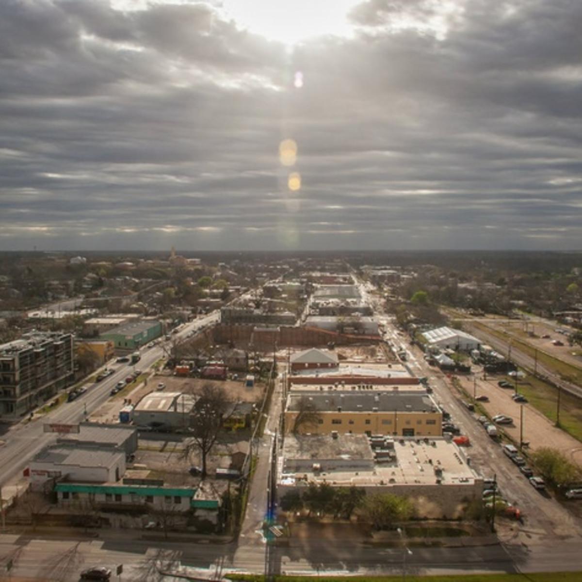 East Austin east side