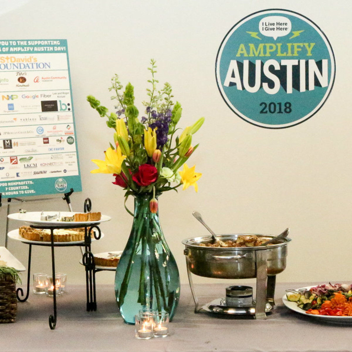 Amplify Austin Luncheon