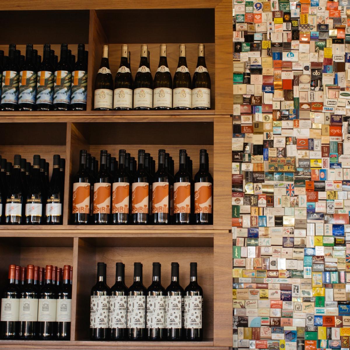 Postino wine cafe Highland interior