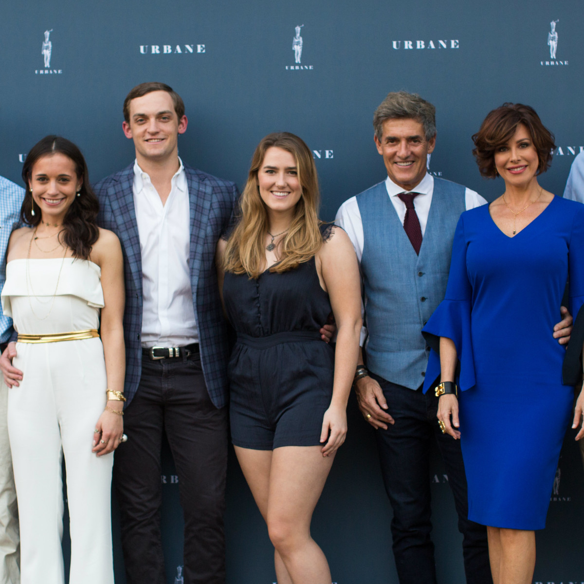 Nicky Florescu, Annabel Massey, Alex Florescu, Isabella Florescu, Nicholas Florescu, Dominique Sachse, William Lobkowicz