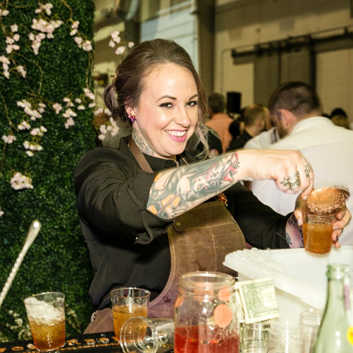 Tastemaker Awards 2018 bartender Leslie Ross Krockenberger