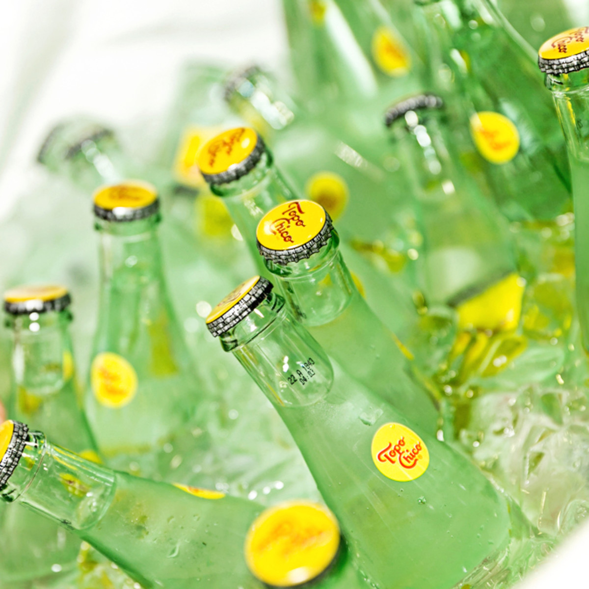 Tastemaker Awards 2018 Topo Chico bottles hydration station