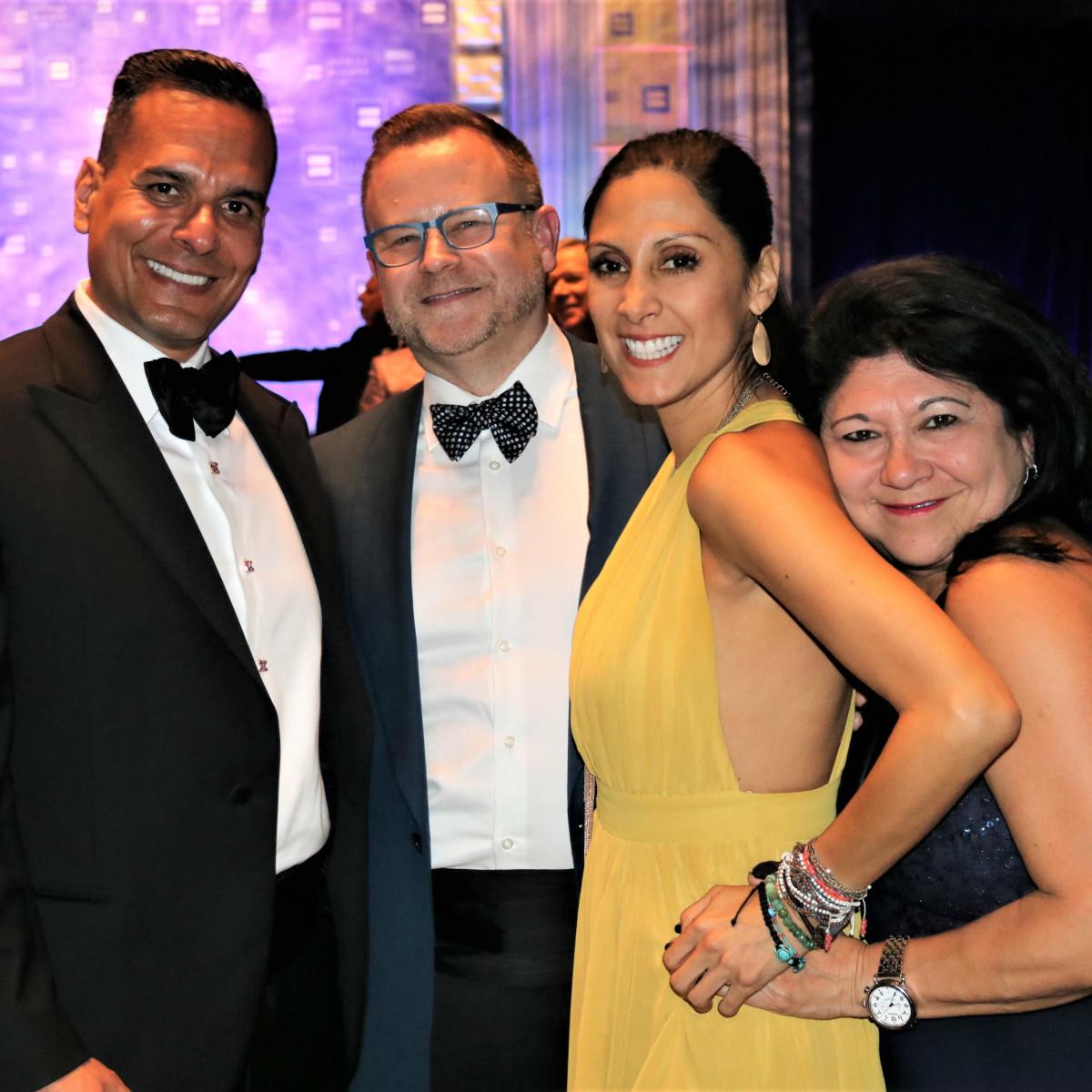 Ricardo Guajardo, Steven Wagner, Andi Chambers, Janie Lopez