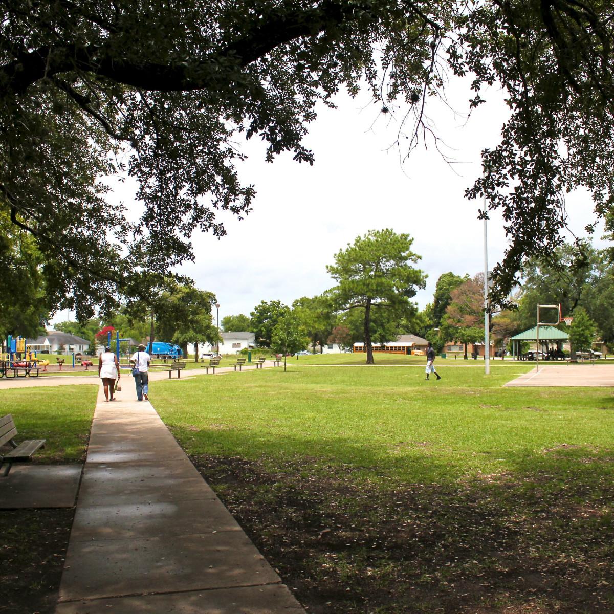 Emancipation Park, June 2012