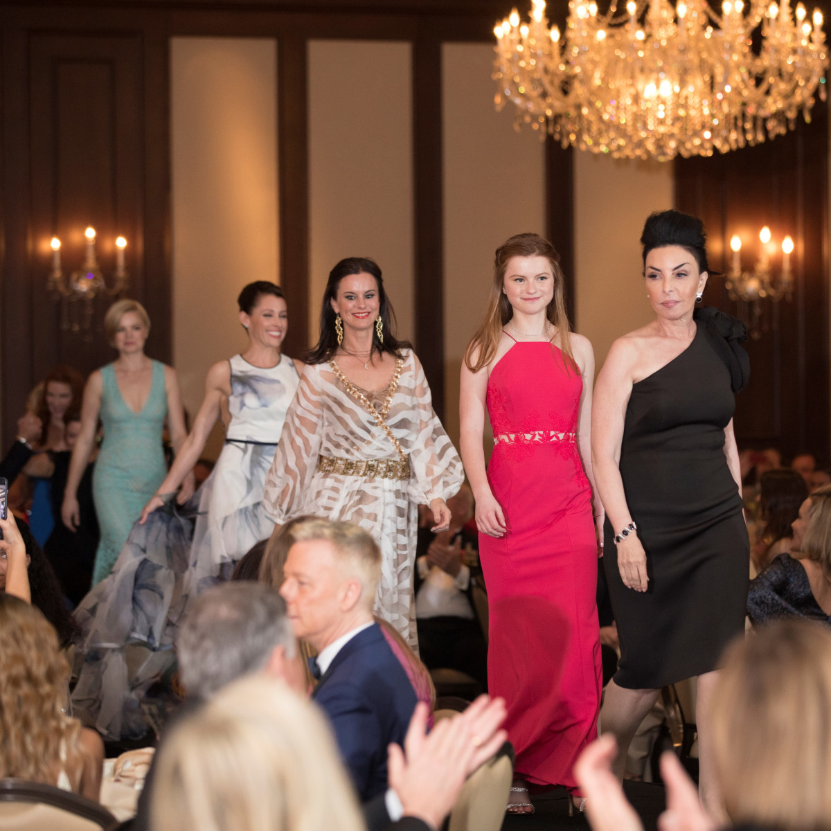 Fashion Stars for a Cause 2018