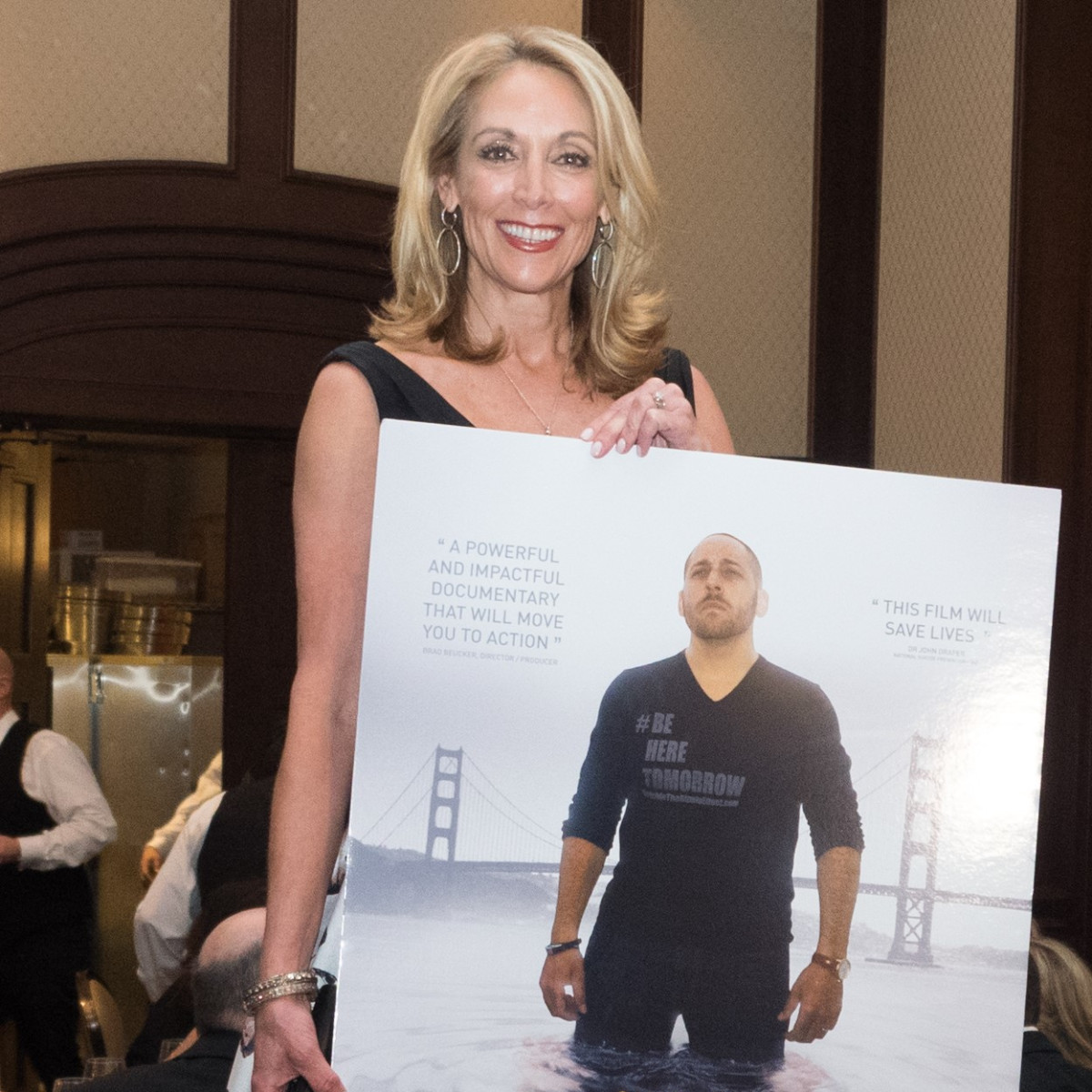 Fashion Stars for a Cause 2018, Terry Bentley Hill