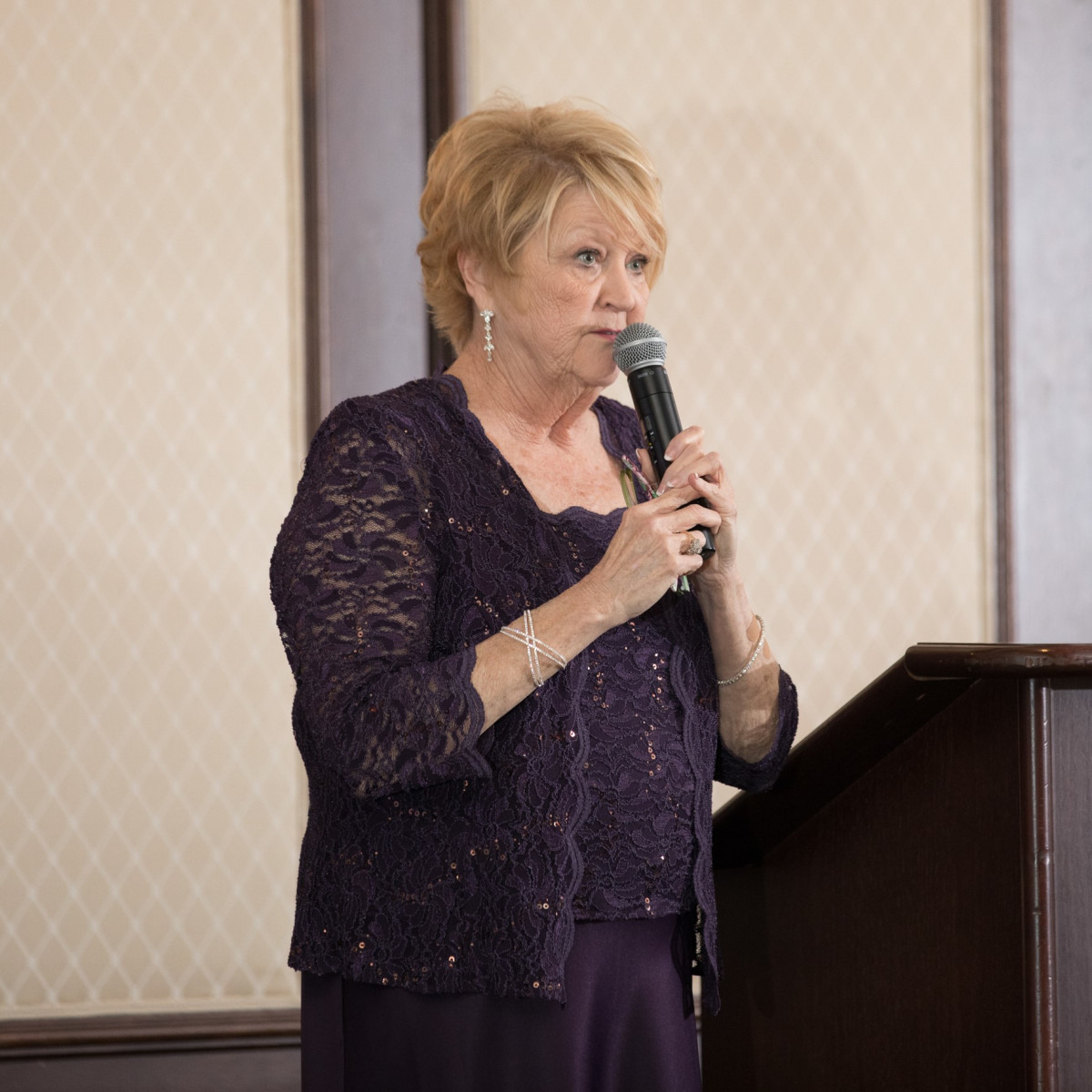 Fashion Stars for a Cause 2018, Margie Walker