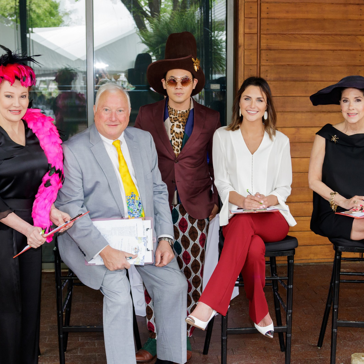 Mad Hatters 2018, judges