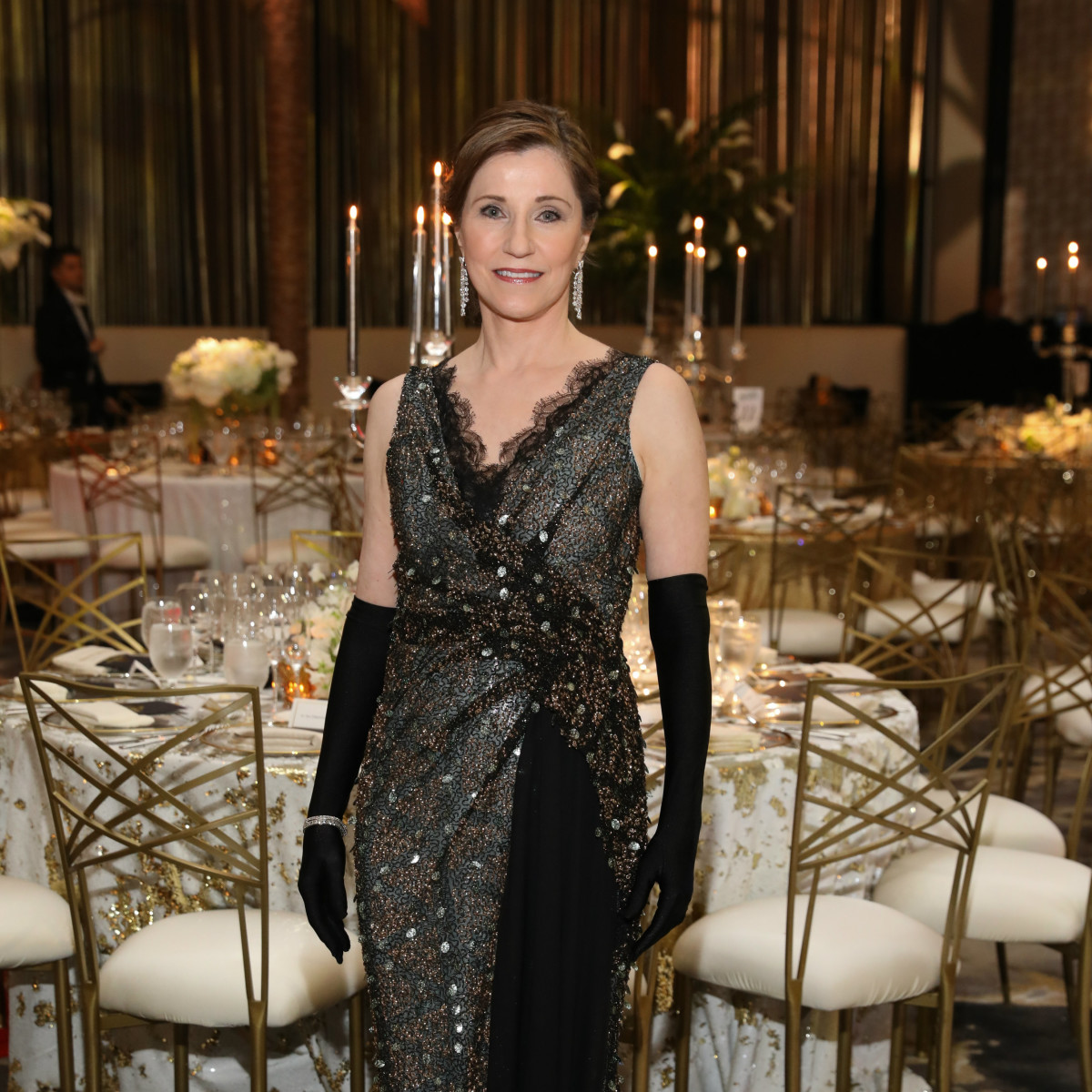 Opera Ball gowns Dr Liz Grimm, Miles David by David Peck